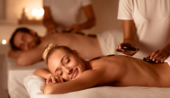 A Luxury Couples Spa Package at Body & Soul, Paardevlei, Somerset West!