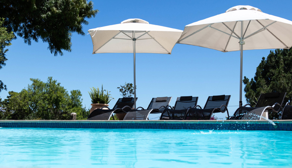 A 2 Night Stay for 2 People in a Luxury Room at The 4-Star Winelands Villa Guesthouse & Cottages!