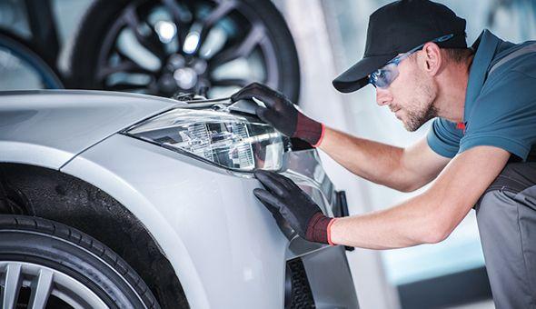 Headlight Restoration for 1 Vehicle at Mobi Cracks Windscreens and Repairs!