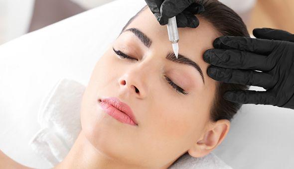Microblading Semi-Permanent Eyebrow Make-Up at Fleur Beauty Aesthetics Wellness, Durbanville!