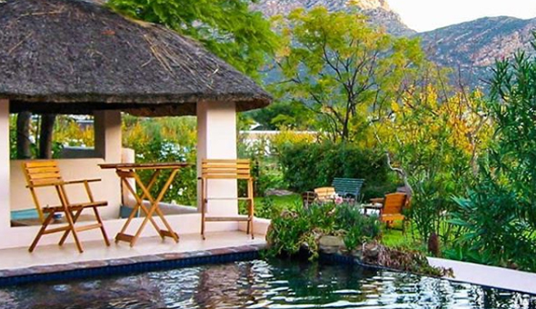 Exclusive: A 2 Night Stay for 2 People, including Breakfast at The Award-Winning Mimosa Lodge, Montagu!