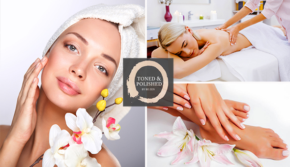 Choose Your Luxury Spa Treatment for only R199! Treatment Menu: Deluxe Nail Treatments, Choice of Body Massages, Body Exfoliation, Facial & Mini-Spa Packages!