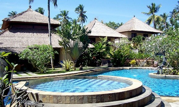 7 nights at Medewi Bay Retreat in Bali for 2 people