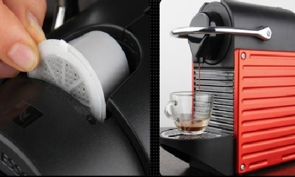Pay R285 for 10 refillable capsules for Nespresso Machines. Includes Free Nationwide Delivery