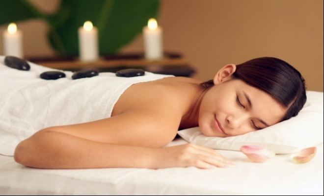 Pay R150 for a relaxing, one hour, full body, hot stone massage