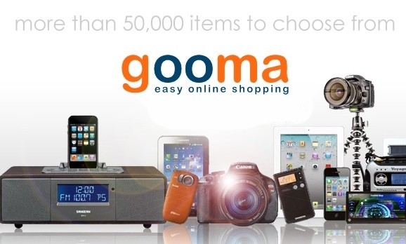 Pay R100 for a R250 gift card at Gooma Online
