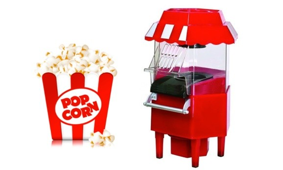 Pay R399 for your very own hot air popcorn maker. Free Nationwide Delivery included