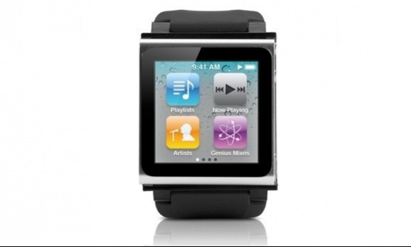 Pay R185 and wear your iPod Nano like a watch