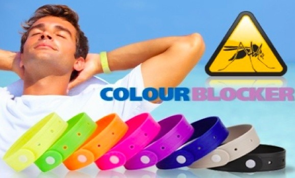 Pay R129 for Four MosRepel Anti Mosquito Bracelets