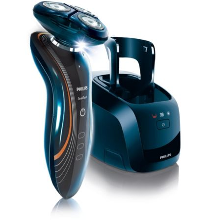 Philips Sensotouch Wet And Dry Electric Shaver Dual Precision Heads Trimmer 50MIN [RQ1160 - 21]