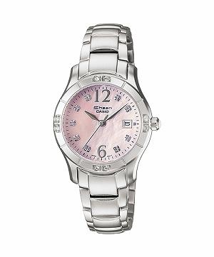 Casio SHN-4019DP-4A Feminine Watch