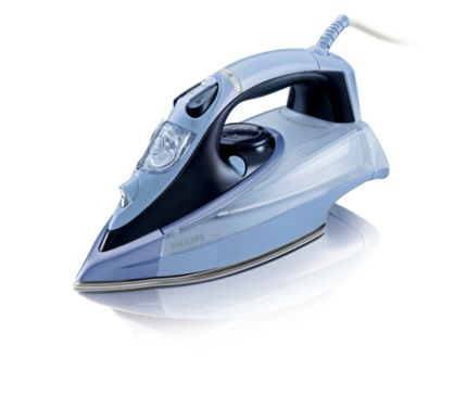 Philips Azur Steam Iron 200 G Steam Boost 50 G - Min Steam 2600 W (GC4860 - 02)