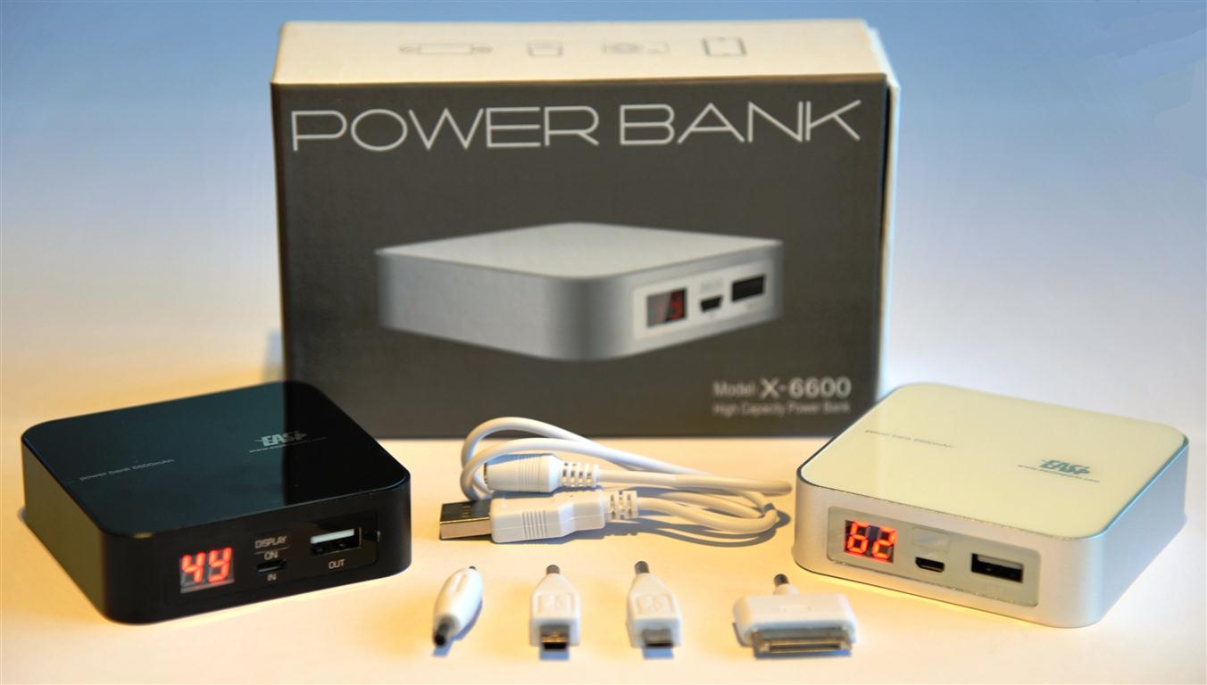 Easi iPad And iPhone Power Bank