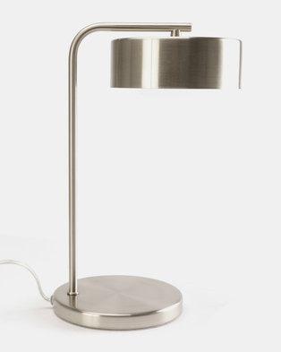 Eurolux Estosa Steel Lamp Steel