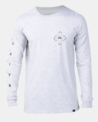 Quiksilver Square Swellers Long Sleeve T-Shirt