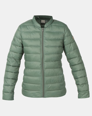 Roxy Endless Dreaming Jacket Duck Green