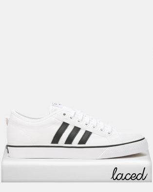 adidas Originals Nizza Sneakers White