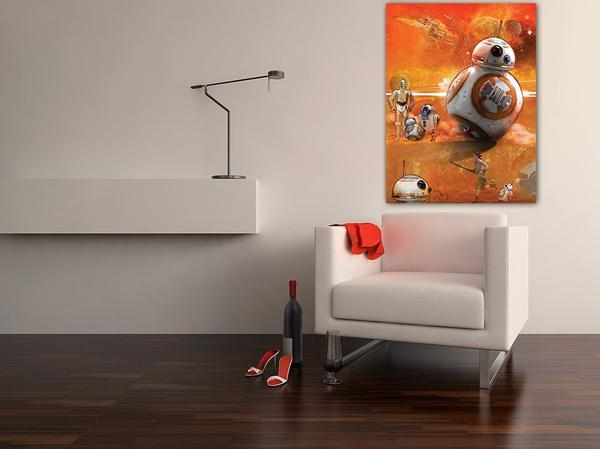 Star Wars: Episode VII - Poe Artt-Deal