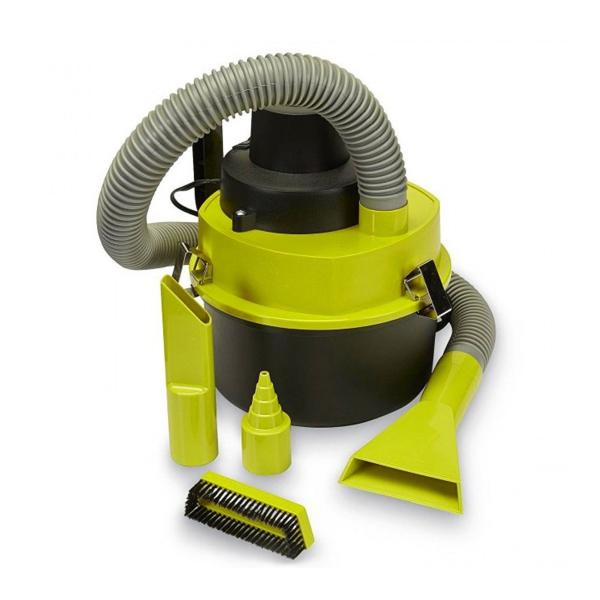 Black Series Car Vacuum - Wet and Dry