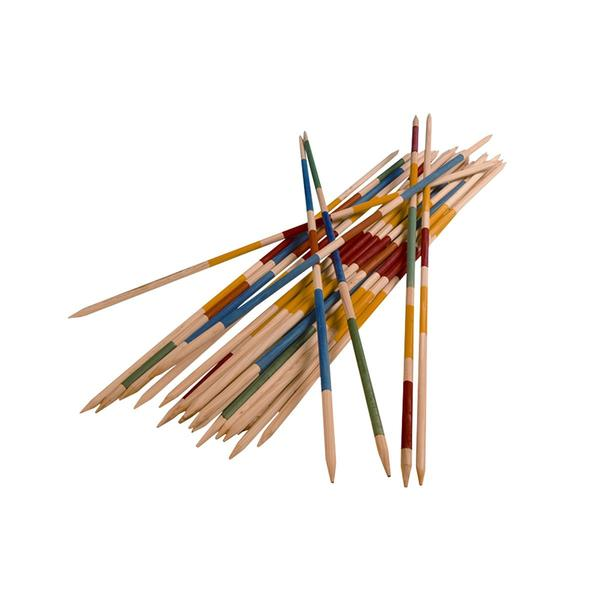 Outdoor Giant Wooden Pick Up Sticks Game-Deal