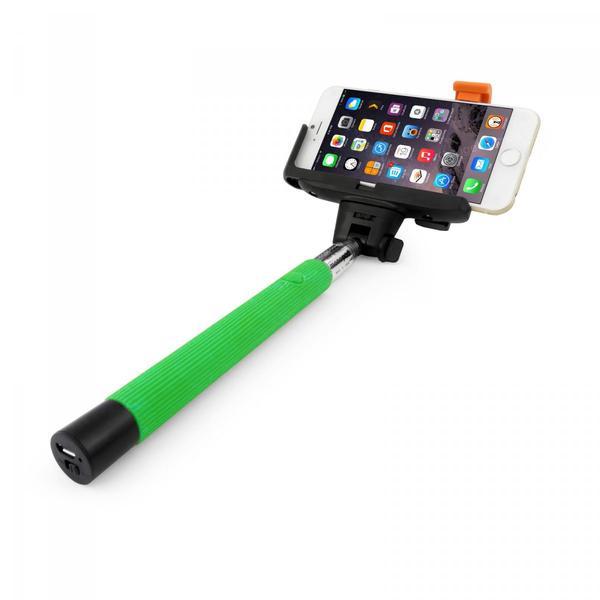 Selfie Sticks with Bluetooth - Green-Deal
