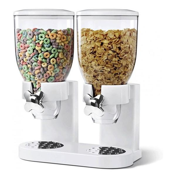 Double Cereal Dispenser-Deal