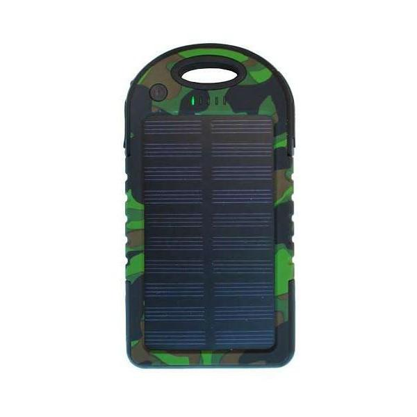 Powerbanks - Solar Camouflage