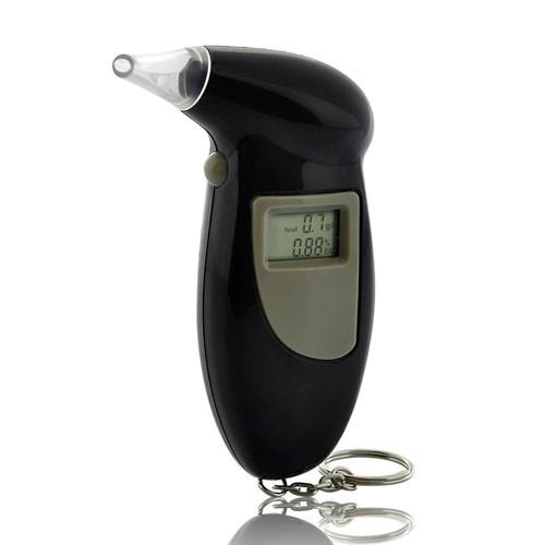 Digital Breathalyzer Analyzer Breath Alcohol Tester (LED)