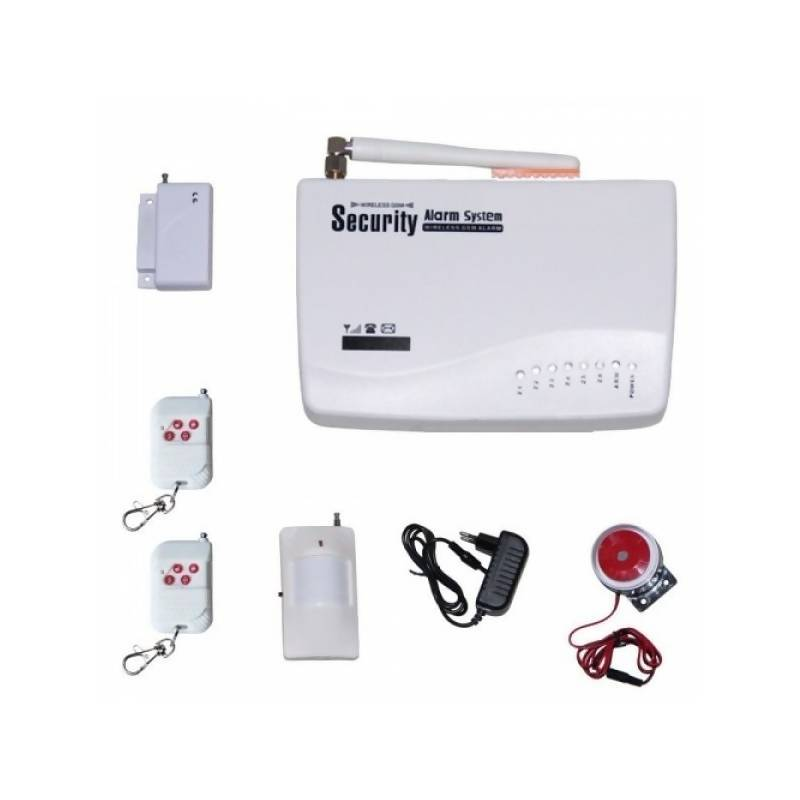 Wireless Smart Security Alarm System