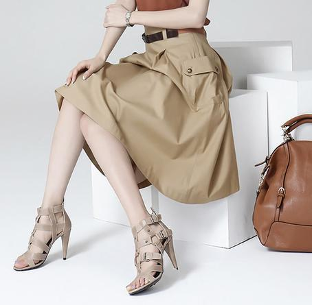 Flame Of Dream Long Skirts For Women