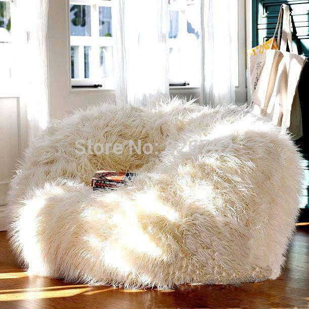 Woolly Style Bean Bag chair cover
