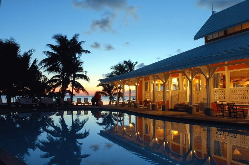 Mauritius - Preskil Beach Resort : 4 Star ex Durban Return flights from Durban on Air Mauritius. Approximate taxes. Return seat in coach transfers. 7 nights' accommodation at the 4-star Preskil Beach Resort. Breakfast, lunch and dinner daily. FREE WIFI
