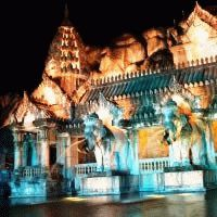 Thailand - City to Sea : 3 Star ex Durban : Let's Explore! Return flights from Durban. Approximate taxes. Arrival and departure transfers. 3 nights' accommodation in Bangkok at the 4-star Grand China Hotel in a Superior Room. Rice Barge Cruise in Bangkok. 5 nights' accommodation in Phuket at the 3-s