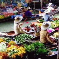 Thailand - Cultural Immersion : 4 Star ex Durban : Let's Explore! Return flights from Durban. Approximate taxes. Arrival and departure transfers. 3 nights' accommodation in Bangkok at the 4-star Century Park Hotel in a Superior Room. Local Life - Street Eat by Tuk Tuk in Bangkok. Floating Market Dam