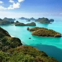 Thailand - The Islands : 5 Star ex Johannesburg : Let's Explore! Return flights from Johannesburg. Approximate taxes. All transfers. 7 nights' accommodation in Koh Samui at the 4,5-star Nora Buri Resort & Spa in a Deluxe Hillside Room. Local Life Samui Street Eats in Koh Samui. Koh Tao and Koh Nang