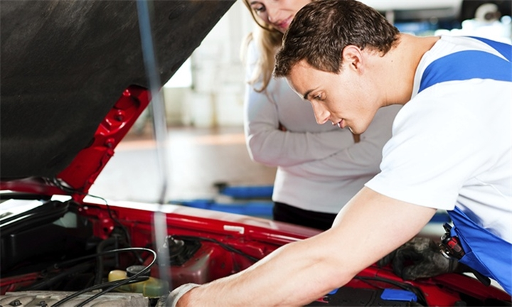 Aircon Regas and 24-Point Vehicle Check for One or Two Vehicles from R249 at BD AUTO Repair Centre