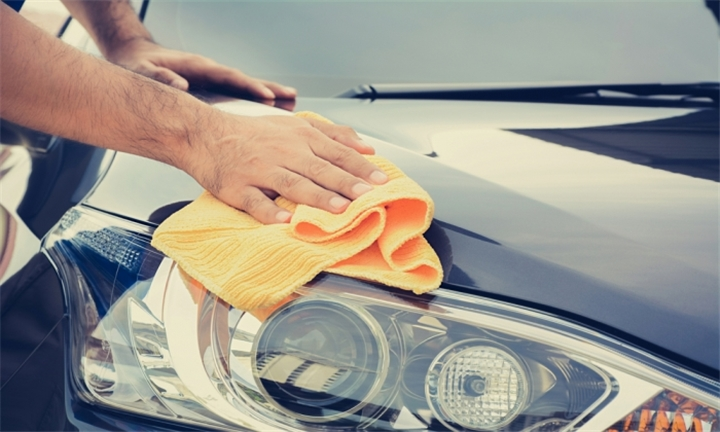 Waterless Car Wash for up to Two Cars from R65 at The Tyre Rack