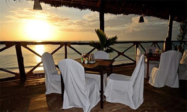 Zanzibar: Four or Seven-Night Zanzibar Stay Per Person Sharing Including Breakfast and Flights at Amaan Bungalows Beach Resort