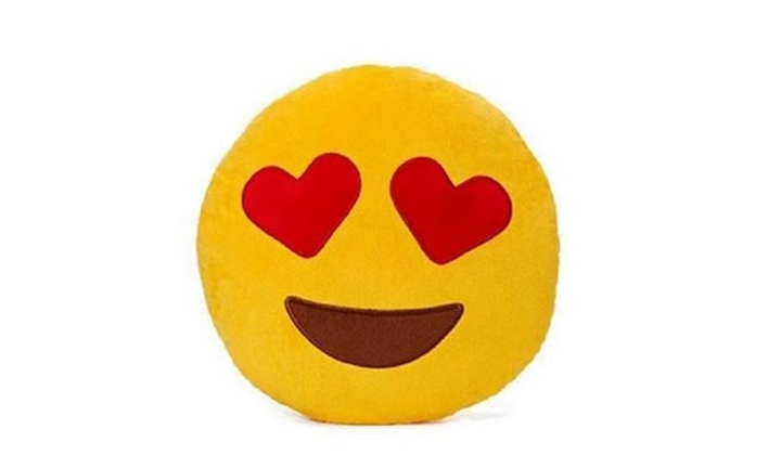 Assorted Emoticon Plush Pillows for R199
