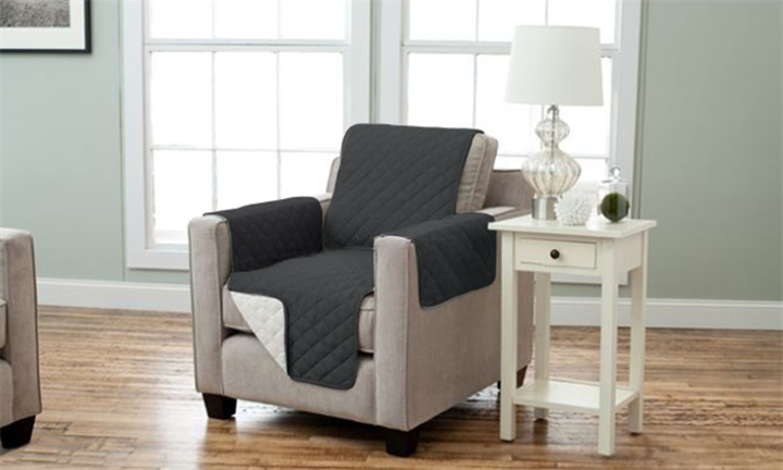 Stain-Resistant Reversible Slipcover- chair For R399 Incl Delivery