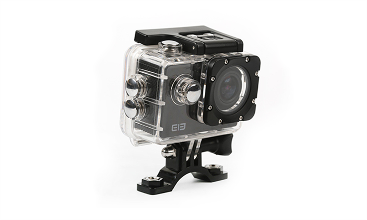 Explorer Extreme 4K Wi-Fi Action Sports Camera With Waterproof Case - Black For R1099