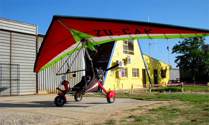 30-Minute Introductory Trike Ride with a Pilot for One for R1079 with Aerosport