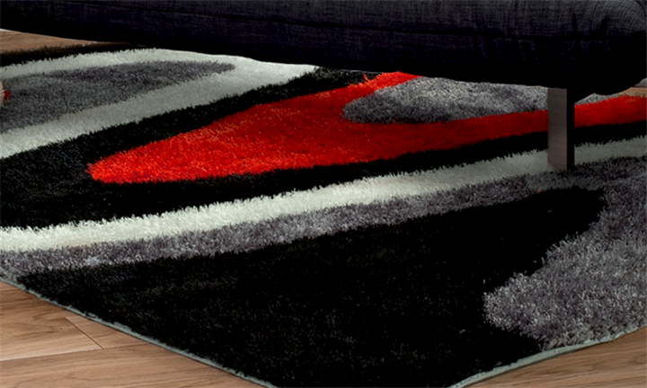 Polyester Shaggy Rug for R1699 incl Delivery