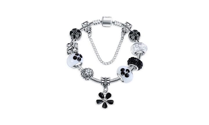 Black Beaded Bracelet For R279 incl Delivery