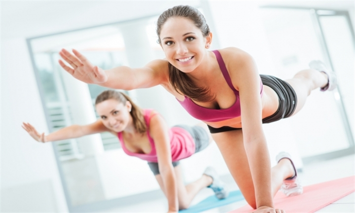 4 Pilates Group Classes for up to 4 People from R199 at Fitness Connection