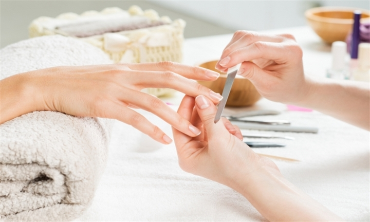R99 for a Manicure or Pedicure with Optional Facial and Full Body Massage