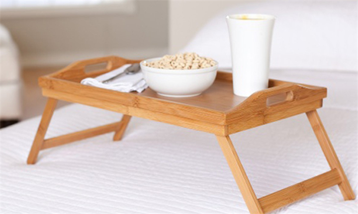 Bamboo Breakfast Tray For R269 incl Delivery