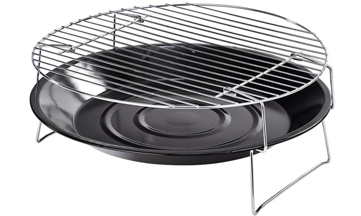 Metalix Compact Travelling Braai For R179