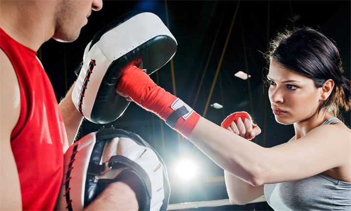Four Self-Defense Classes from R179 for One at Krav Maga Supremacy