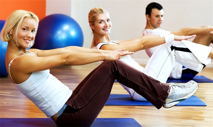 Up to Five Sessions of Basi Pilates for One Person from R199 at Yogaline